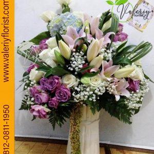 Bunga Meja di Daerah Jakarta