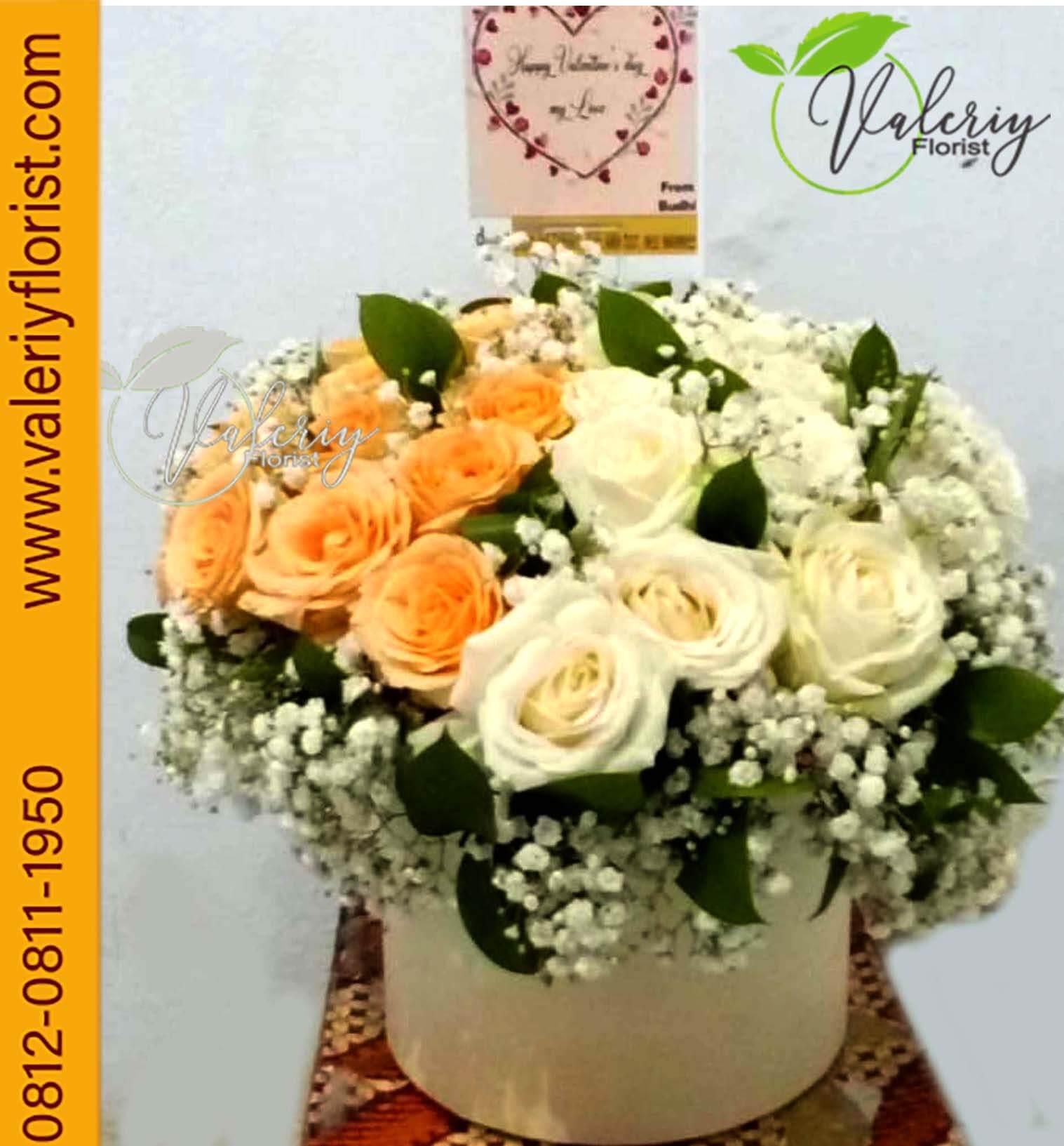 Bunga Box di Toko Bunga Jakarta