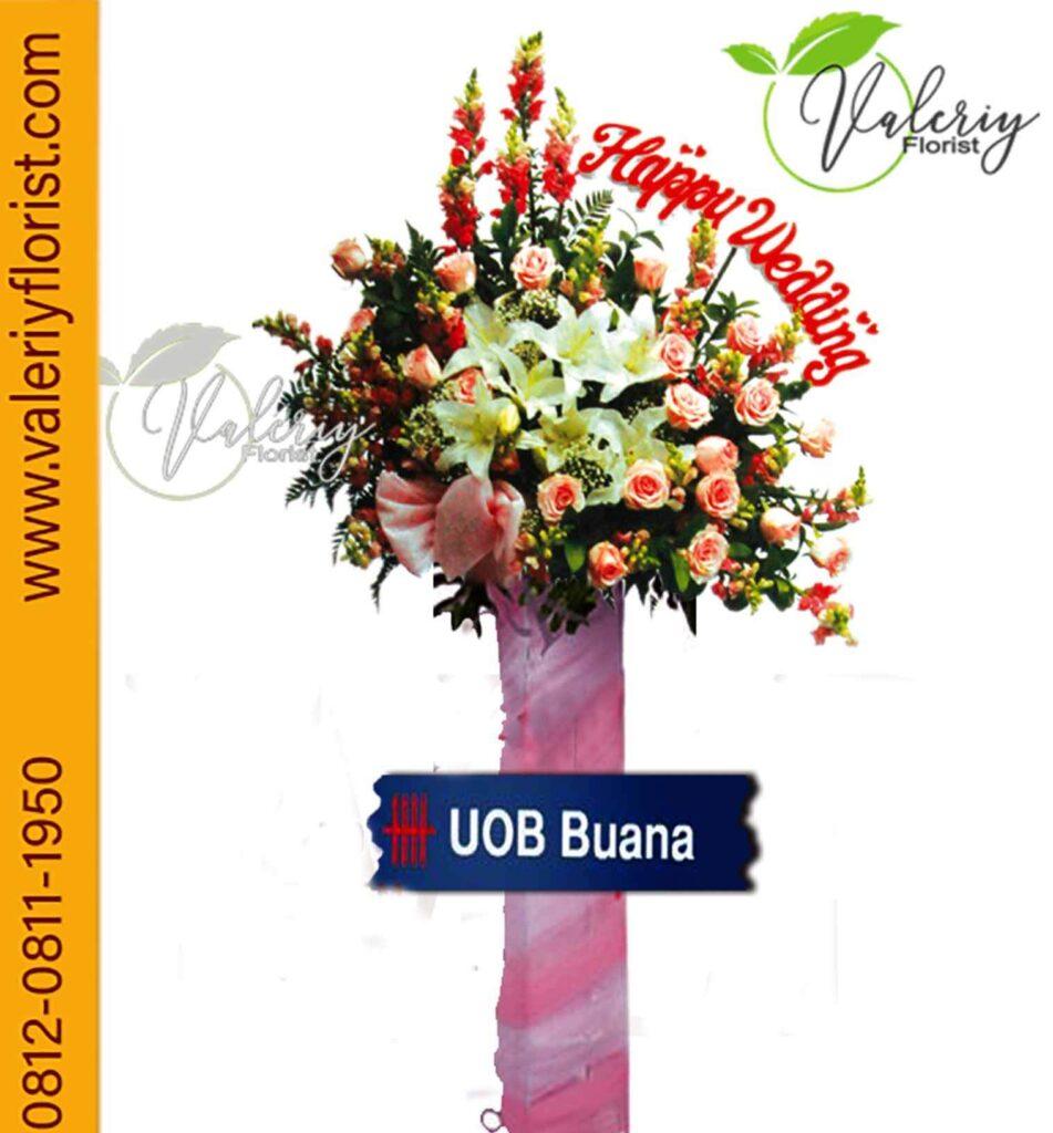 Rangkaian Bunga Standing   Florist Jakarta